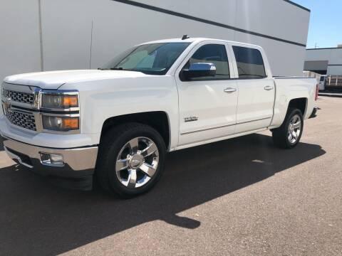 2014 Chevrolet Silverado 1500 for sale at EXPRESS AUTO GROUP in Phoenix AZ
