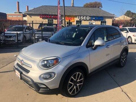 2016 FIAT 500X for sale at DYNAMIC CARS in Baltimore MD