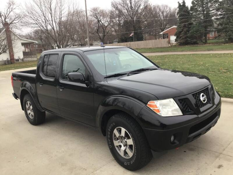 2011 Nissan Frontier for sale at Bam Motors in Dallas Center IA