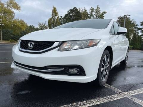 2013 Honda Civic for sale at Southern Auto Solutions - Lou Sobh Honda in Marietta GA