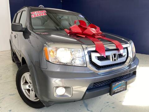 2011 Honda Pilot for sale at The Car House of Garfield in Garfield NJ
