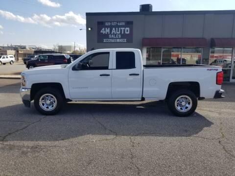 2016 Chevrolet Silverado 1500 for sale at 4M Auto Sales | 828-327-6688 | 4Mautos.com in Hickory NC