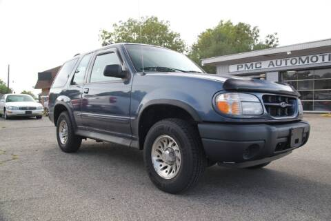 2000 Ford Explorer for sale at PMC Automotive in Cincinnati OH