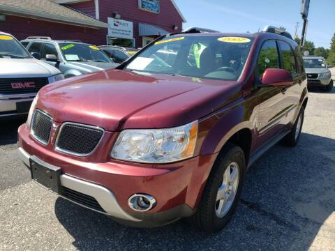 2007 Pontiac Torrent for sale at Hwy 13 Motors in Wisconsin Dells WI