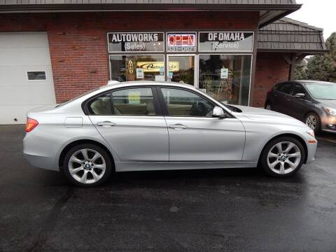 2014 BMW 3 Series for sale at AUTOWORKS OF OMAHA INC in Omaha NE