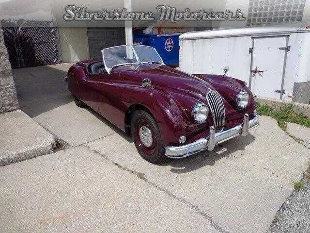 1955 Jaguar XK for sale in North Andover, MA