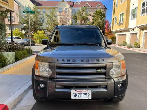 2005 Land Rover LR3 for sale at Hi5 Auto in Fremont CA