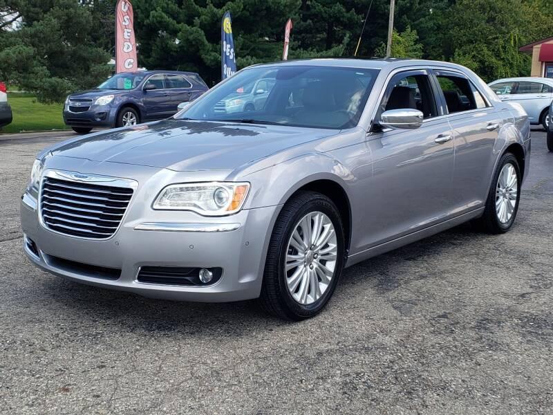 2014 Chrysler 300 for sale at Thompson Motors in Lapeer MI