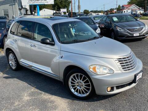2008 Chrysler PT Cruiser for sale at Supreme Auto Sales in Chesapeake VA