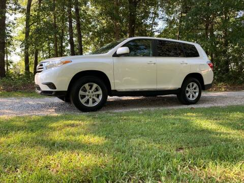 2012 Toyota Highlander for sale at Madden Motors LLC in Iva SC