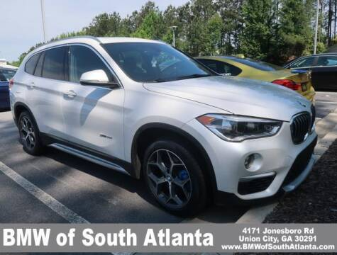 2017 BMW X1 for sale at Carol Benner @ BMW of South Atlanta in Union City GA