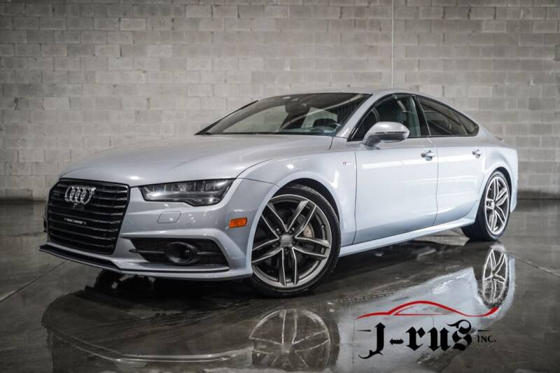 2017 Audi A7 for sale at J-Rus Inc. in Macomb MI