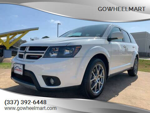 2017 Dodge Journey for sale at GOWHEELMART in Available In LA
