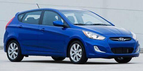 2012 Hyundai Accent for sale at DAVID McDAVID HONDA OF IRVING in Irving TX