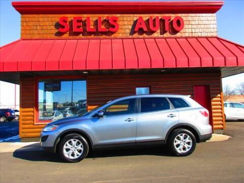 2011 Mazda CX-9 for sale at Sells Auto INC in Saint Cloud MN