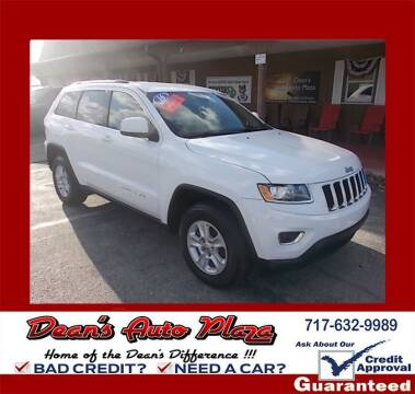 2016 Jeep Grand Cherokee for sale at Dean's Auto Plaza in Hanover PA