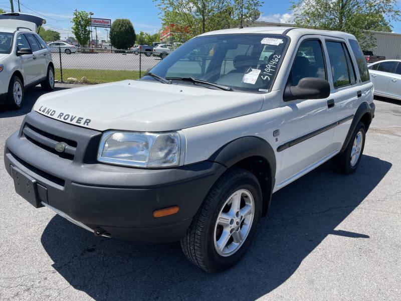 2002 Land Rover Freelander for sale in Dalton, GA
