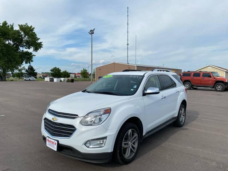 2016 Chevrolet Equinox for sale at De Anda Auto Sales in South Sioux City NE