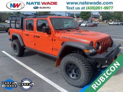 2020 Jeep Gladiator for sale at NATE WADE SUBARU in Salt Lake City UT