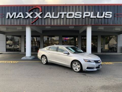 2016 Chevrolet Impala for sale at Maxx Autos Plus in Puyallup WA