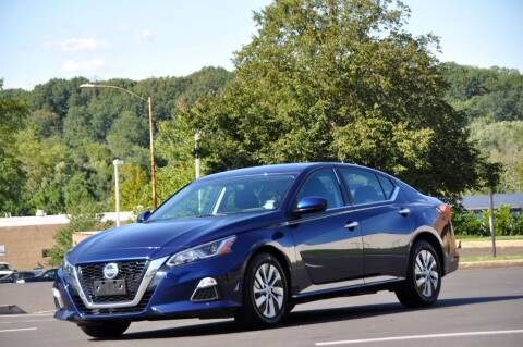 2020 Nissan Altima for sale at T CAR CARE INC in Philadelphia PA