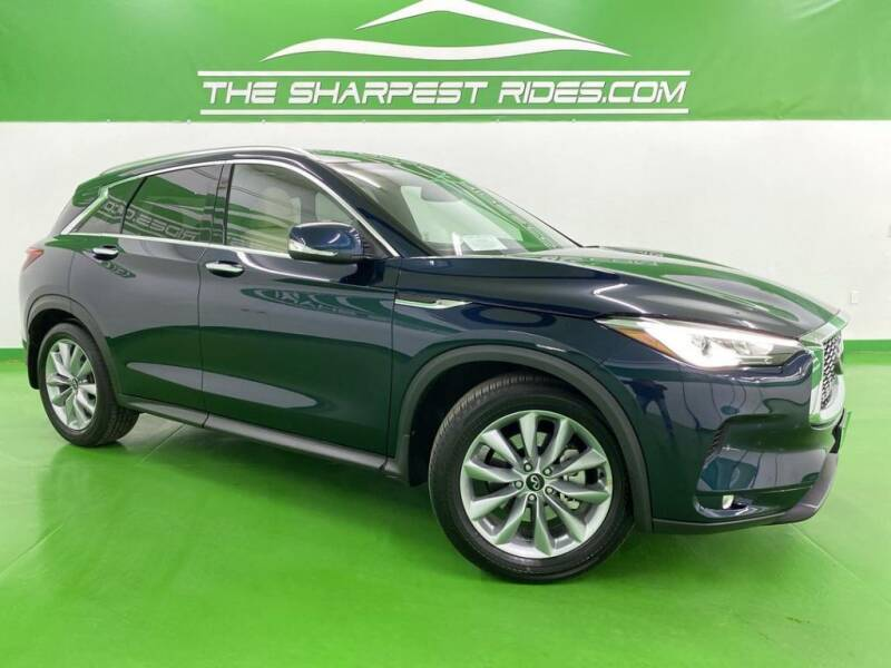 2021 Infiniti QX50 for sale in Englewood, CO