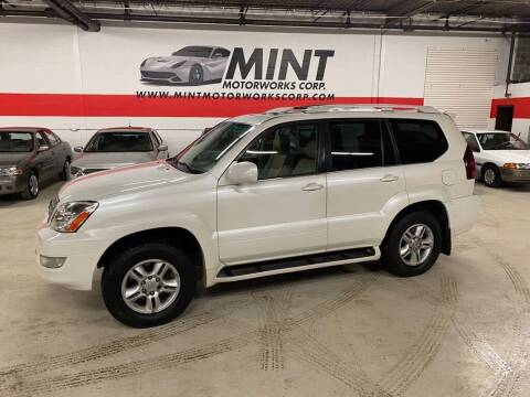 2005 Lexus GX 470 for sale at MINT MOTORWORKS in Addison IL