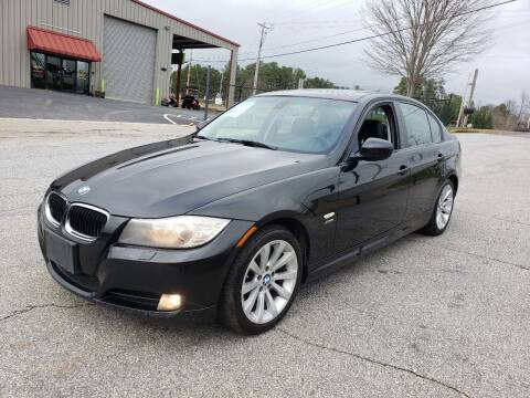 2011 BMW 3 Series for sale at GA Auto IMPORTS  LLC in Buford GA