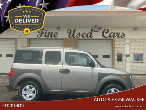 2003 Honda Element for sale at Autoplex Milwaukee in Milwaukee WI