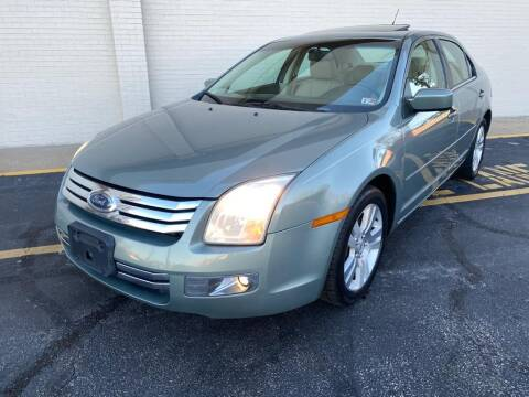 2009 Ford Fusion for sale at Carland Auto Sales INC. in Portsmouth VA