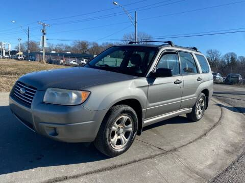 2006 Subaru Forester for sale at Xtreme Auto Mart LLC in Kansas City MO