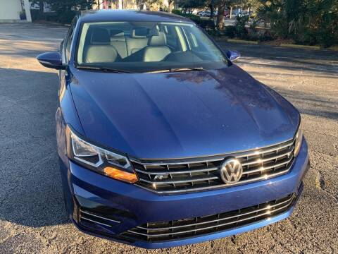 2017 Volkswagen Passat for sale at Consumer Auto Credit in Tampa FL