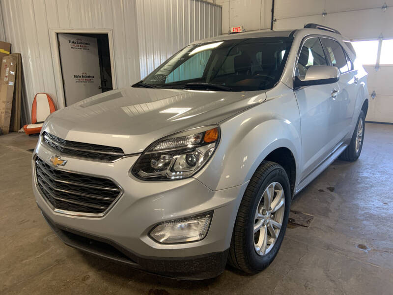 2017 Chevrolet Equinox for sale at Blake Hollenbeck Auto Sales in Greenville MI