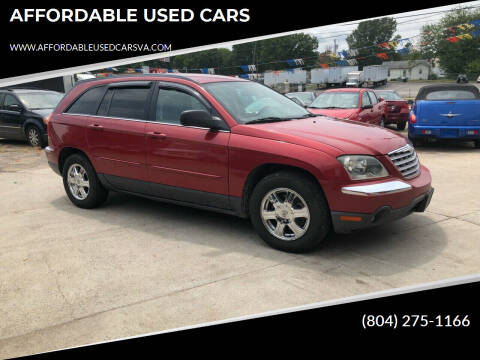 2006 Chrysler Pacifica for sale at AFFORDABLE USED CARS in Richmond VA