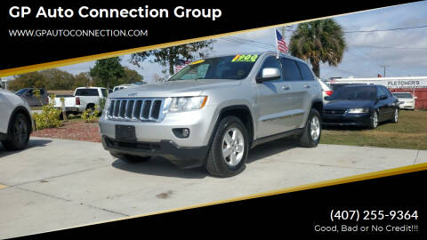 2012 Jeep Grand Cherokee for sale at GP Auto Connection Group in Haines City FL
