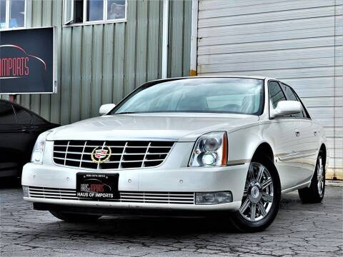 2008 Cadillac DTS for sale at Haus of Imports in Lemont IL