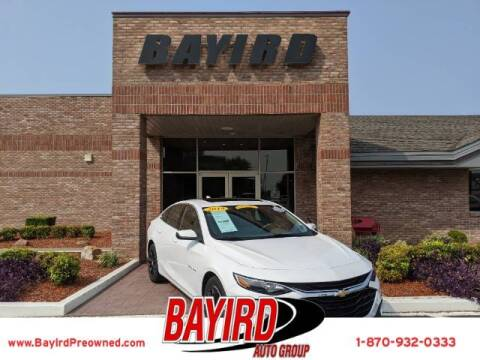 2019 Chevrolet Malibu for sale at Bayird Truck Center in Paragould AR