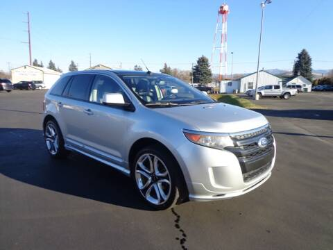 2011 Ford Edge for sale at New Deal Used Cars in Spokane Valley WA