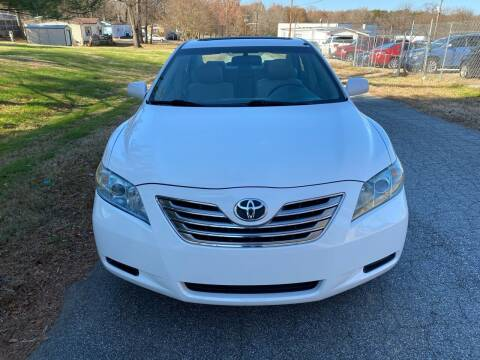 2008 Toyota Camry Hybrid for sale at Speed Auto Mall in Greensboro NC