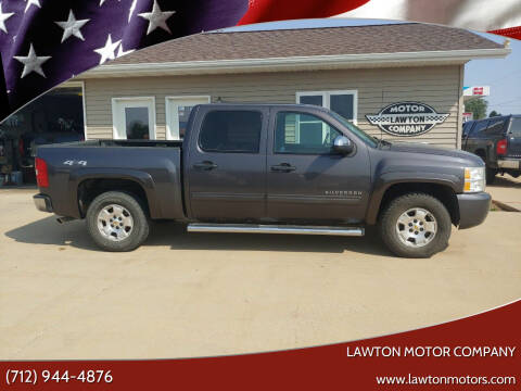 2010 Chevrolet Silverado 1500 for sale at Lawton Motor Company in Lawton IA