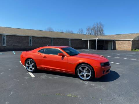 2011 Chevrolet Camaro for sale at Tennessee Valley Wholesale Autos LLC in Huntsville AL