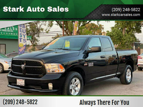 2017 RAM Ram Pickup 1500 for sale at Stark Auto Sales in Modesto CA
