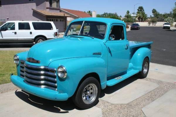 1949 Chevrolet C/K 20 Series
