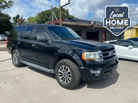 2016 Ford Expedition for sale at Texas Luxury Auto in Houston TX
