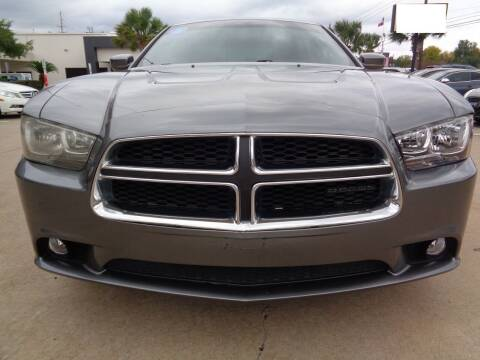 2012 Dodge Charger for sale at Car Ex Auto Sales in Houston TX