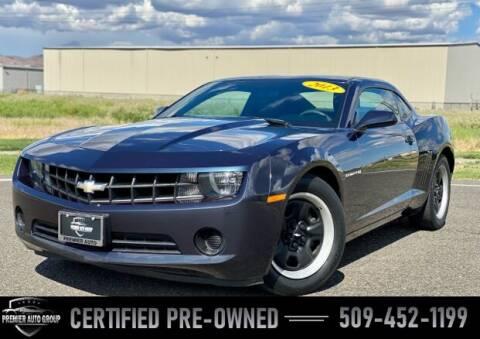 2013 Chevrolet Camaro for sale at Premier Auto Group in Union Gap WA