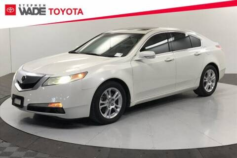 2010 Acura TL for sale at Stephen Wade Pre-Owned Supercenter in Saint George UT