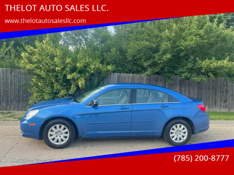 2007 Chrysler Sebring for sale at THELOT AUTO SALES LLC. in Lawrence KS