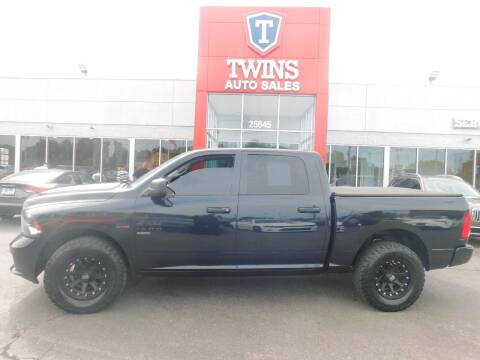 2019 RAM Ram Pickup 1500 Classic for sale at Twins Auto Sales Inc Redford 1 in Redford MI