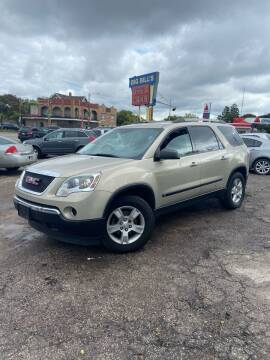2010 GMC Acadia for sale at Big Bills in Milwaukee WI